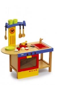 Holzspielzeug Kinderküche